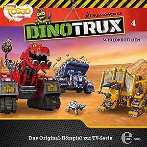 Schildkrötilien (Dinotrux 4) Hörspiel