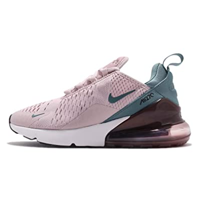 sports shoes b77aa dca04 Amazon.com | Nike Women's Air Max 270 Shoes (10, Rose/Teal ...