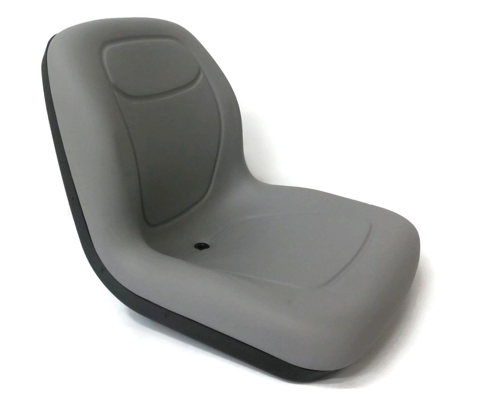 The ROP Shop New Grey HIGH Back SEAT for Komatsu Skid Steer Loader Made in The USA