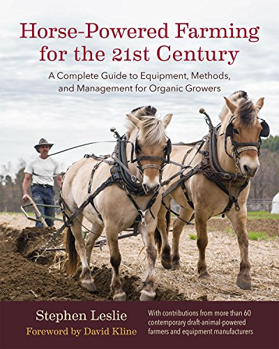 Horse-Powered Farming for the 21st Century: A Complete Guide to Equipment, Methods, and Management for Organic Growers (Powered Farm)