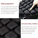 Air Motorcycle Seat Cushion Pressure Relief Ride