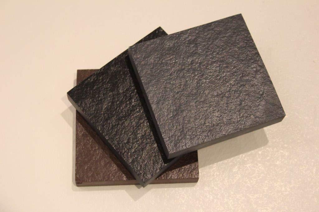 Receveur de douche en resine extraplat et antid/érapant 75x140 cm GRAPHITE Livr/é avec vidage et grille en acier inoxydable