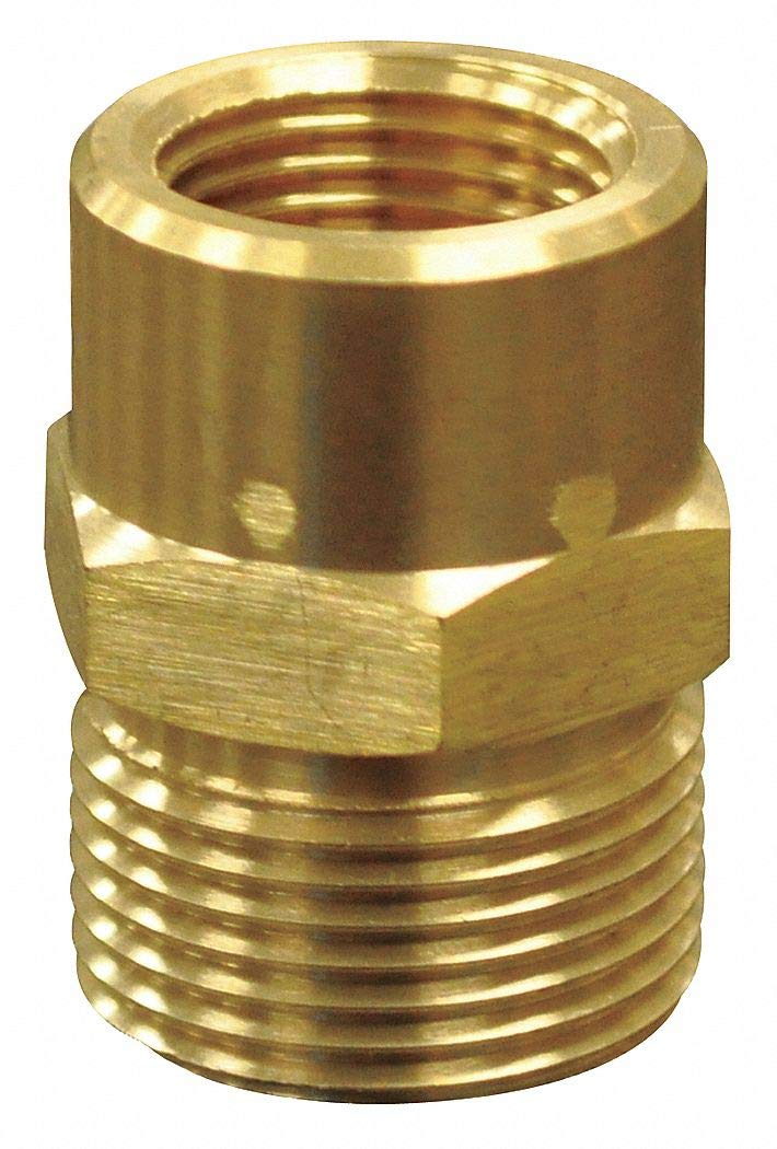 Quick Coupling Plug, 3/8 (F) x 22mm - pack of 5
