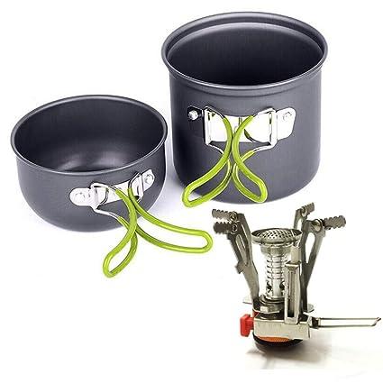 igsp fbjn Cocinar Utensil Aluminio Kleine Gas Moderno ...