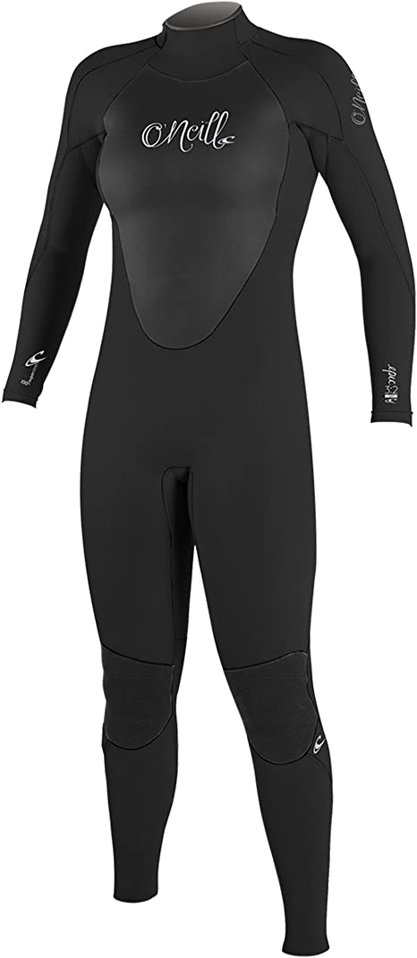 ONeill Womens Epic 4/3mm Back Zip Full Wetsuit