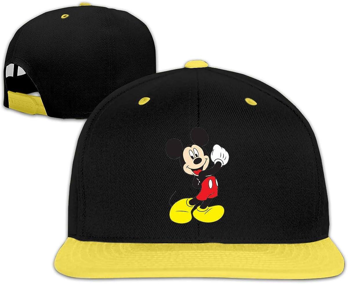 Mickey Mouse Custom Adjustable Trucker Hats for Kid