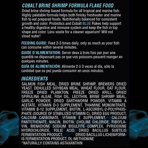 Image of Cobalt Aquatics Brine Shrimp Flake, 5 oz