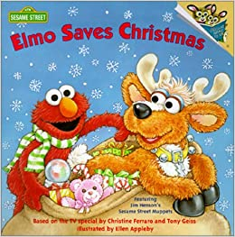 turn on 1 click ordering for this browser - Sesame Street Elmo Saves Christmas