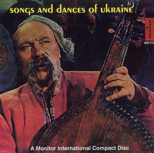 - Songs and Dances of Ukraine