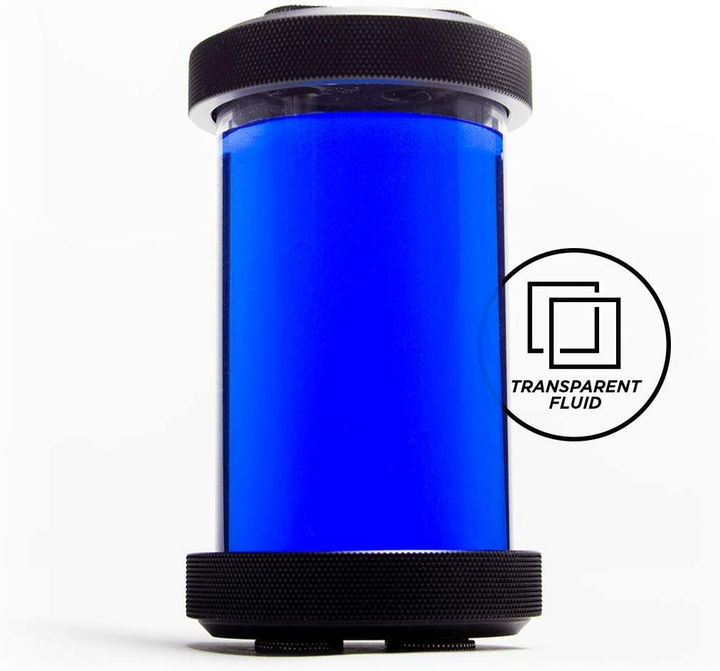 PrimoChill True Infused - Insanely Concentrated Liquid Pre-Mix (8oz) - UV Blue
