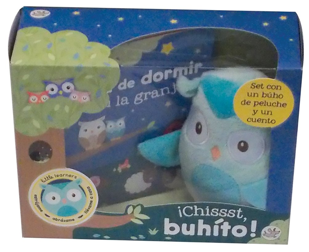 CHISSST BUHITO. HORA DE DORMIR EN LA GRANJA / PD.: PARRAGON BOOK SERVICES LIMITED: 9781474828314: Amazon.com: Books