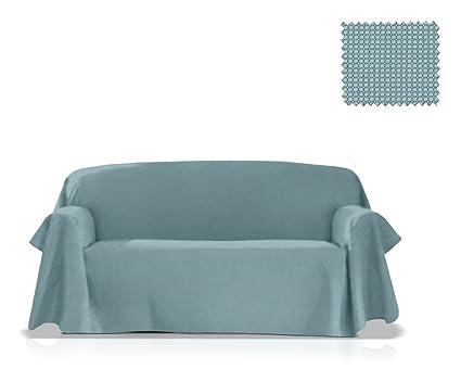 JM Textil Foulard Multiusos Modelo GEA Tamaño 235x270 Cm ...