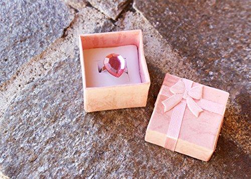 24-Piece Gift Box - Box for Birthdays, Assorted 1.6 x