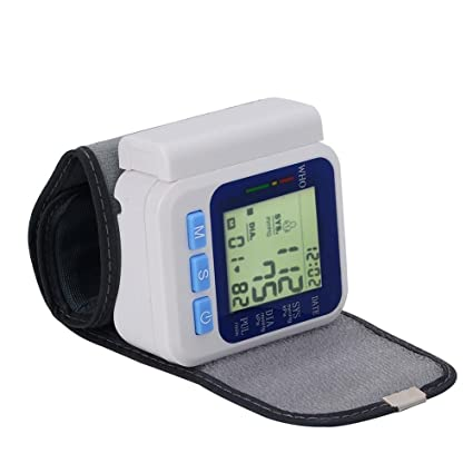 Amazon.com: LPY-RAK166 Wrist Automatic Blood Pressure ...