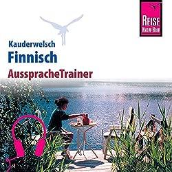 Finnisch (Reise Know-How Kauderwelsch AusspracheTrainer)