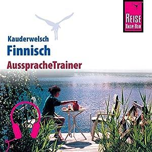 Finnisch (Reise Know-How Kauderwelsch AusspracheTrainer) Hörbuch