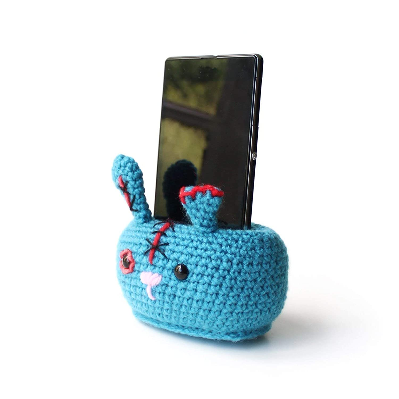 zombie horror bunny, PDF crochet pattern, animal, tutorial, ebook ...   1500x1500