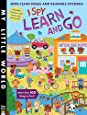I Spy Learn and Go Sticker Activity (My Little World)