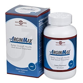 Amazon.com: ArginMax para hombres: Health & Personal Care