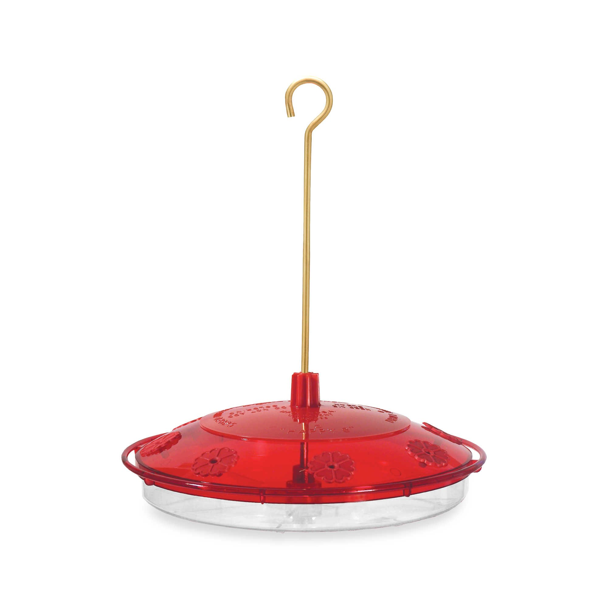 Droll Yankees® Happy Eight 2 Hummingbird Feeder with Microban®