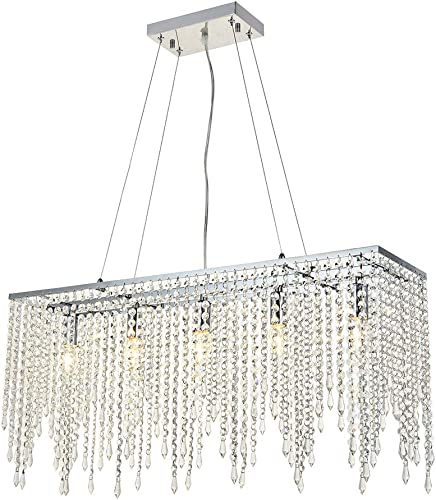 A1A9 Luxury Crystal Chandelier Ceiling Light