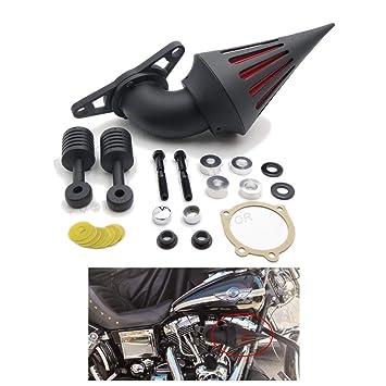 Amazon.com: Kits de aire más limpio para Harley Low Rider ...