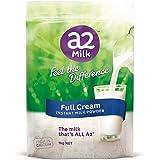 A2全脂袋装成人奶粉 孕妇中老年适用 1kg* 2袋