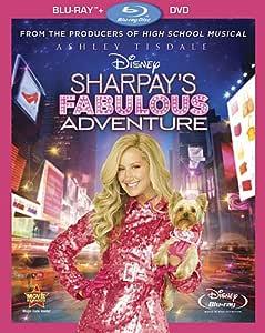 Sharpay's Fabulous Adventure (Two-Disc Blu-ray/DVD Combo)