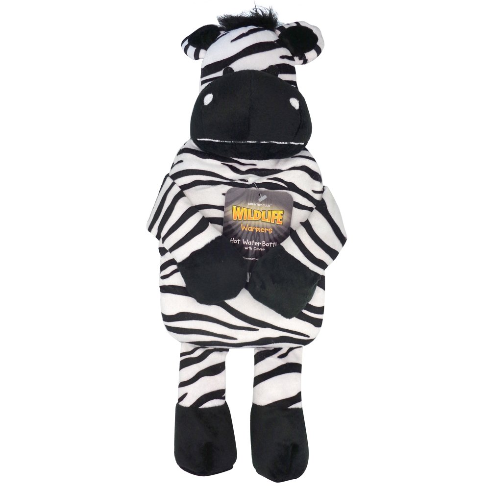 Elephant Hot Water Bottles With African Animal Style Covers