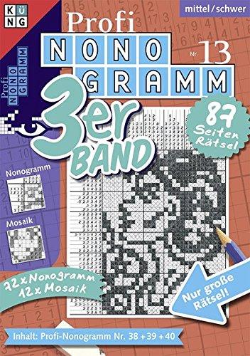 profi-nonogramm-3er-band-nr-13-pic-a-pix-logik-rtsel