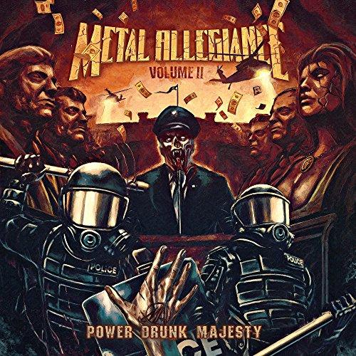 Volume II: Power Drunk Majesty