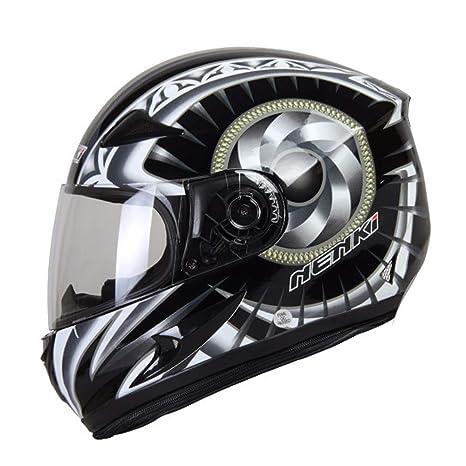 Cascos de Moto MX Cascos de Motocross de Cara Completa para ...