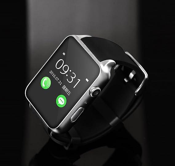 Amazon.com: Waterproof GT88 NFC Bluetooth Smart Watch Phone ...