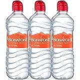 Bonafont, Agua Natural, 750ml, 6 Pack, Chupón
