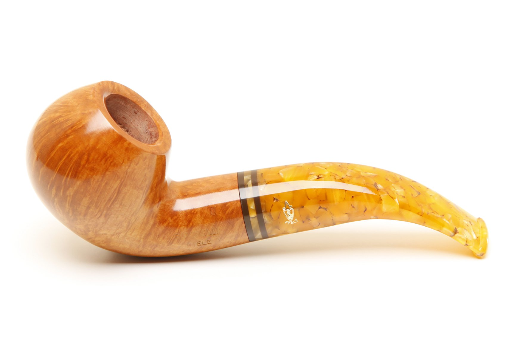 Savinelli Miele Honey Pipe 642 Tobacco Pipe by Savinelli