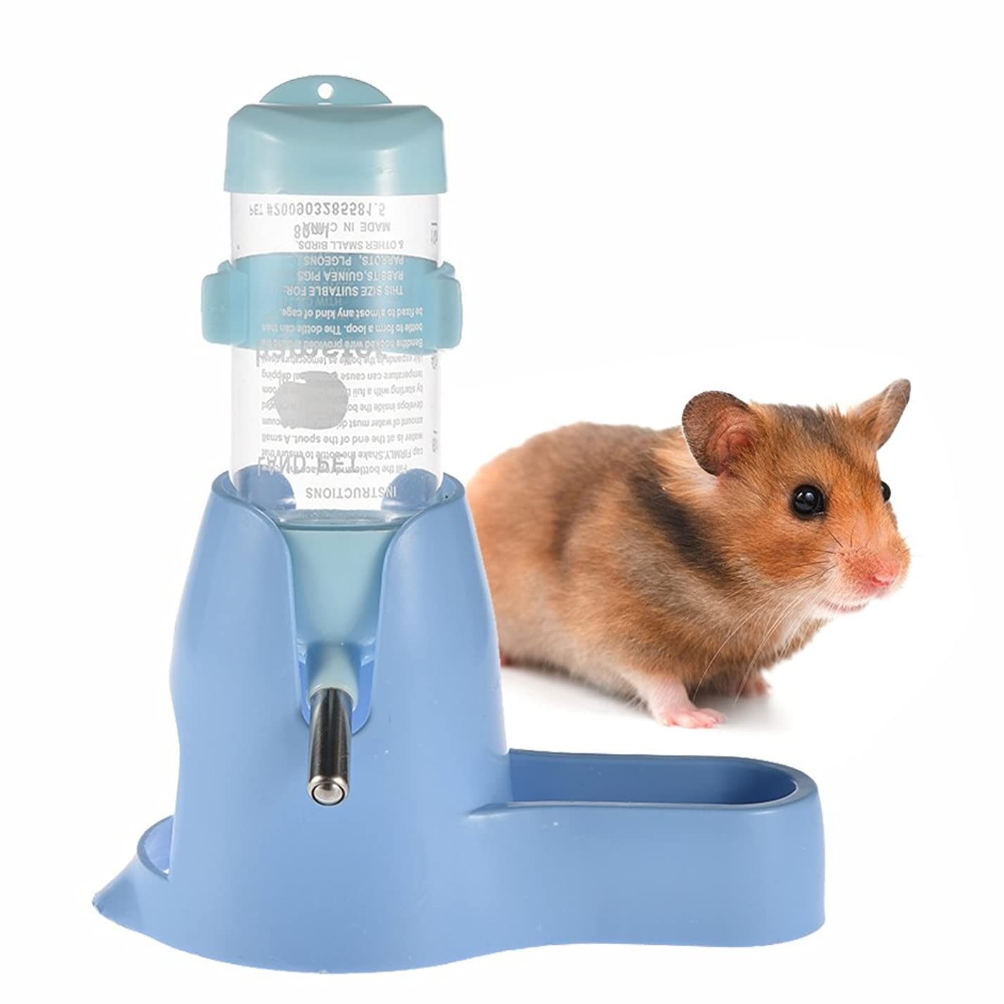 有名なテスピアンスチュワーデスジェックス フラットアクアボトルマルチ 150ml うさぎ?小動物用給水器