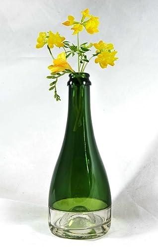 ALQUIMIA - Jarrón de botellas recicladas