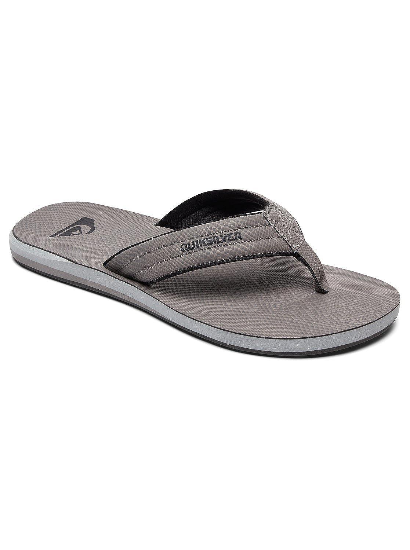 Quiksilver Herren Carver Nubuck BadeschuheQuiksilver Carver Nubuck Sandals Sandalen Billig und erschwinglich Im Verkauf