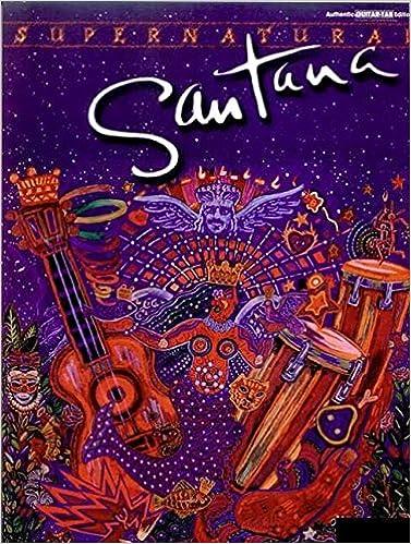Supernatural: Santana, Carlos: 9780769289700: Amazon.com: Books