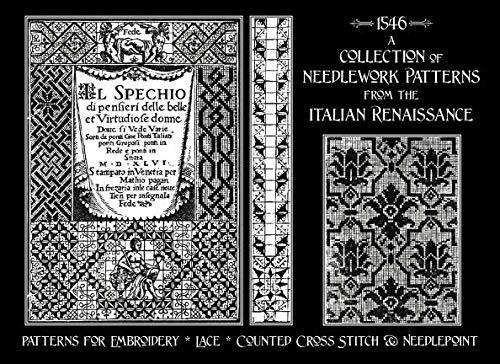 Needlework Patterns from the Italian Renaissance