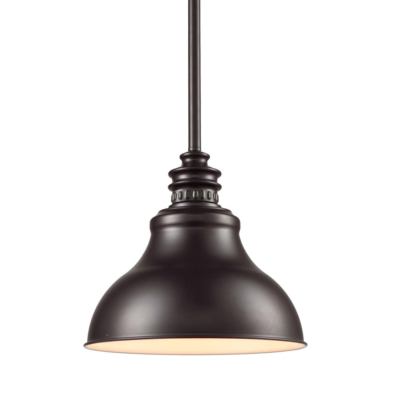 Yobo lighting fixture vintage oil rubbed bronze barn hanging kitchen pendant chandelier