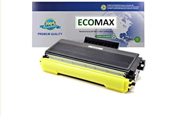 Amazon.com: ECOMAX COMPATIBLES TN650 tn-650 Negro High Yield ...