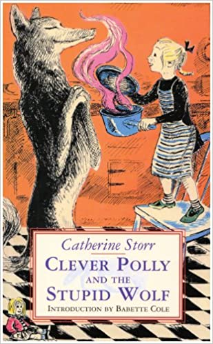 Clever polly and the stupid wolf amazon catherine storr clever polly and the stupid wolf amazon catherine storr 9781903252284 books fandeluxe Images