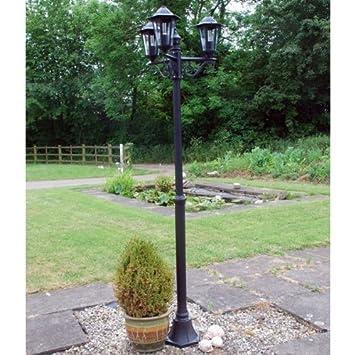 new djm direct victorian triple outdoor garden patio path lighting new djm direct victorian triple outdoor garden patio path lighting lamp post lantern light