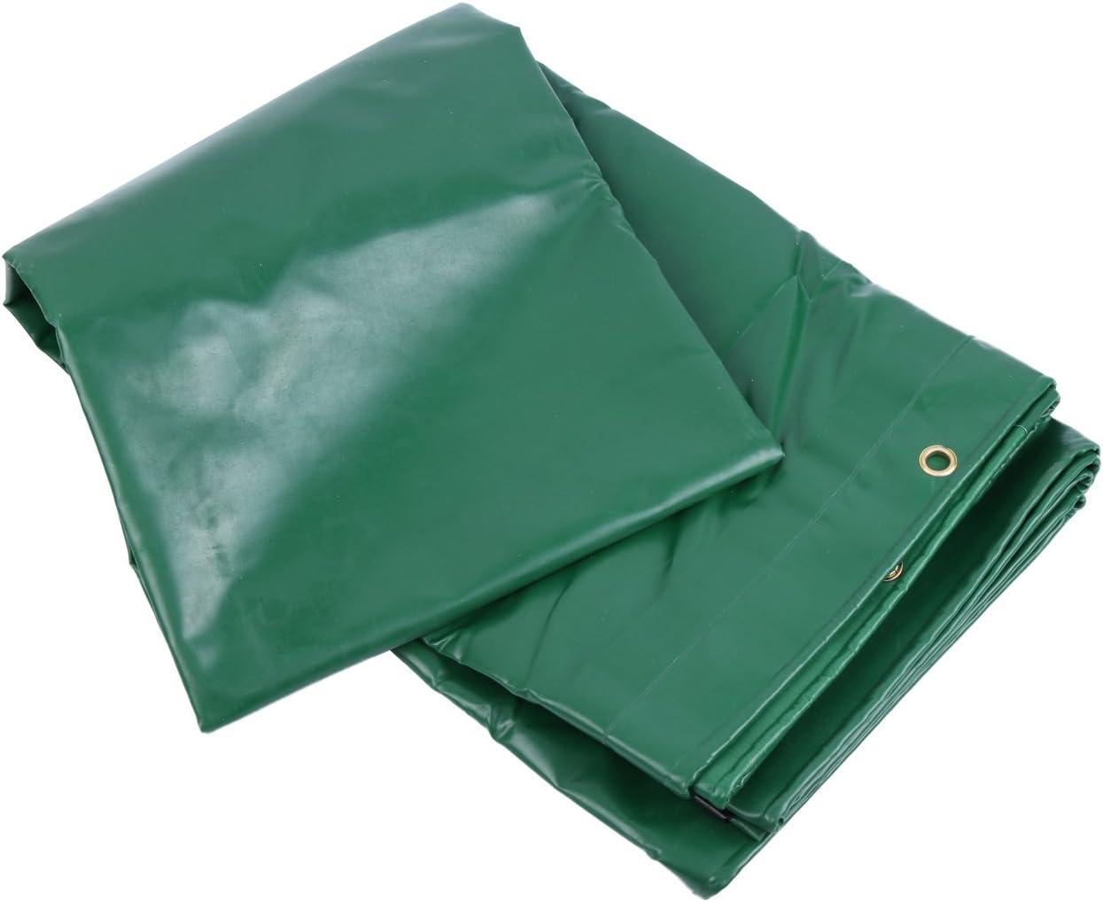 Paneltech 2x3m // 3x4m PVC Grueso Lona Impermeable Lona de protecci/ón lona encerado cubre de la tierra para acampar 3x4m, Verde pesca jardiner/ía y mascotas