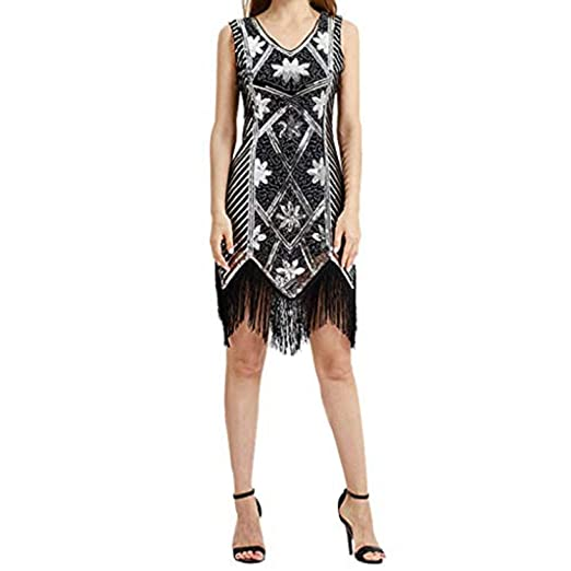 9407a8d705 CieKen 2019 Womens Ruffle Bell Sleeves Business Cocktail Party Sheath Dress  at Amazon Women s Clothing store