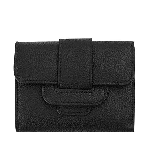 d885c65335ac Nico Louise Leather Women Wallet Tri-fold Clutch For Girls Coin Purse Card  Holders