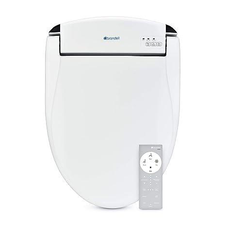 Outstanding Brondell Swash Ds725 Rw Advanced Bidet Toilet Seat For Round Short Links Chair Design For Home Short Linksinfo