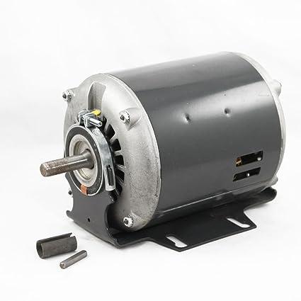 Amazon.com: EMERSON ELECTRIC MOTOR 8100 1/3 HP MOTOR: Home ... on
