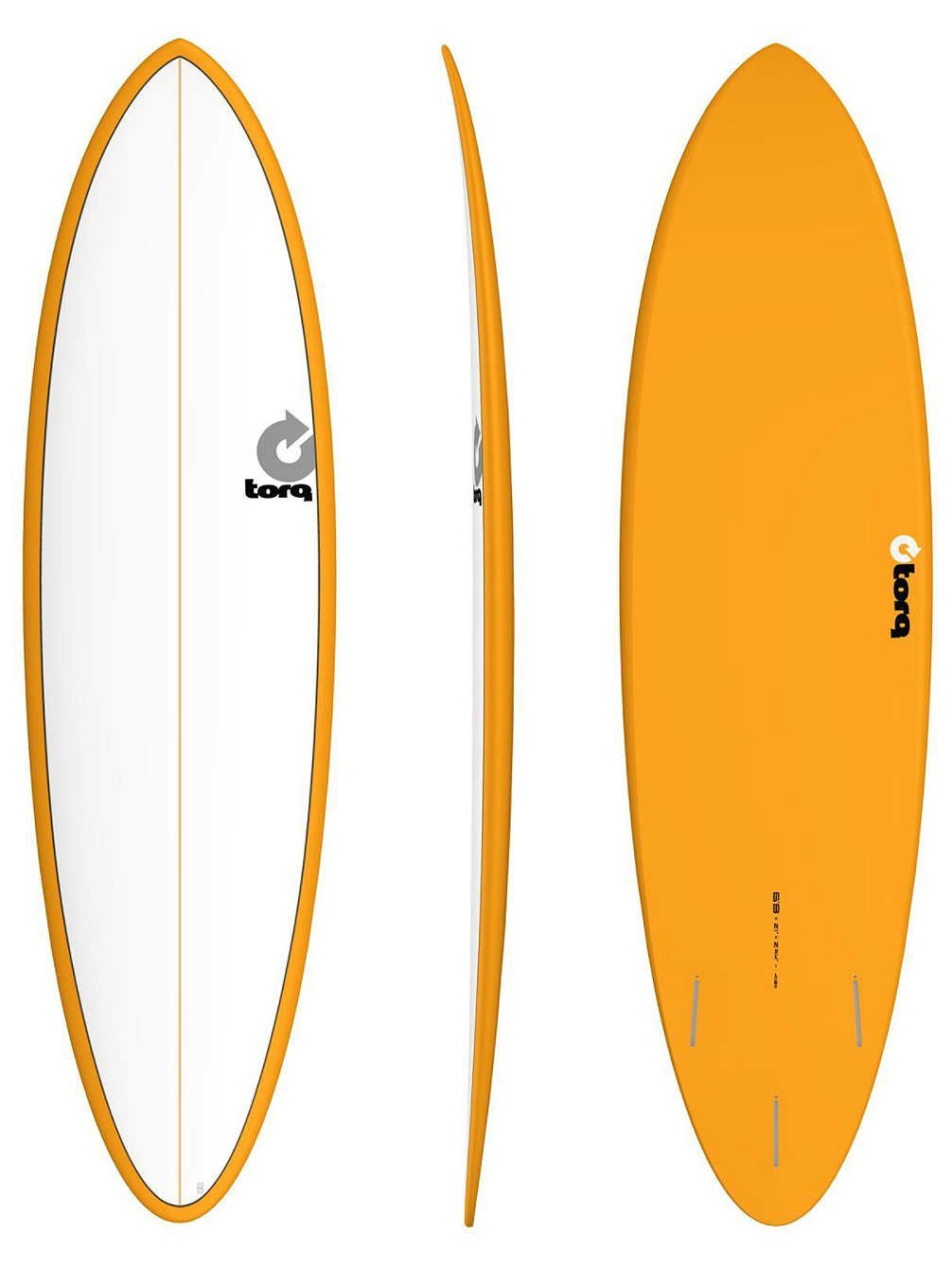 Torq Surfboard TET 6'8 Funboard